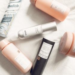 Affordable Haircare Routine 2