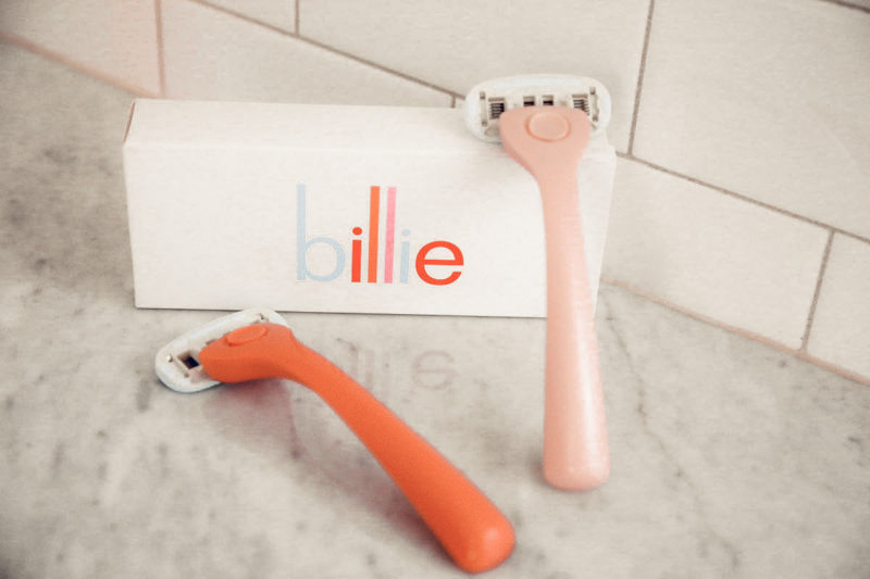 Billie Razor things you need in your bathroom