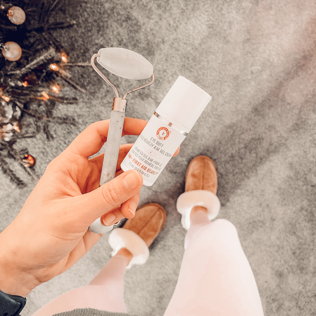 eye cream reviews first aid beauty