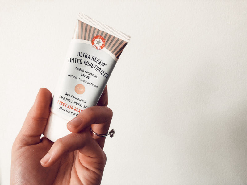 First Aid Beauty Ultra Repair Tinted Moisturizer 5