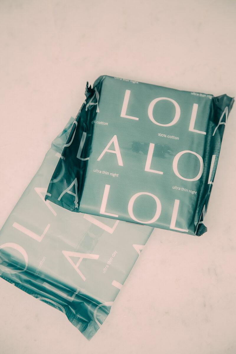 LOLA Organic Pads Review