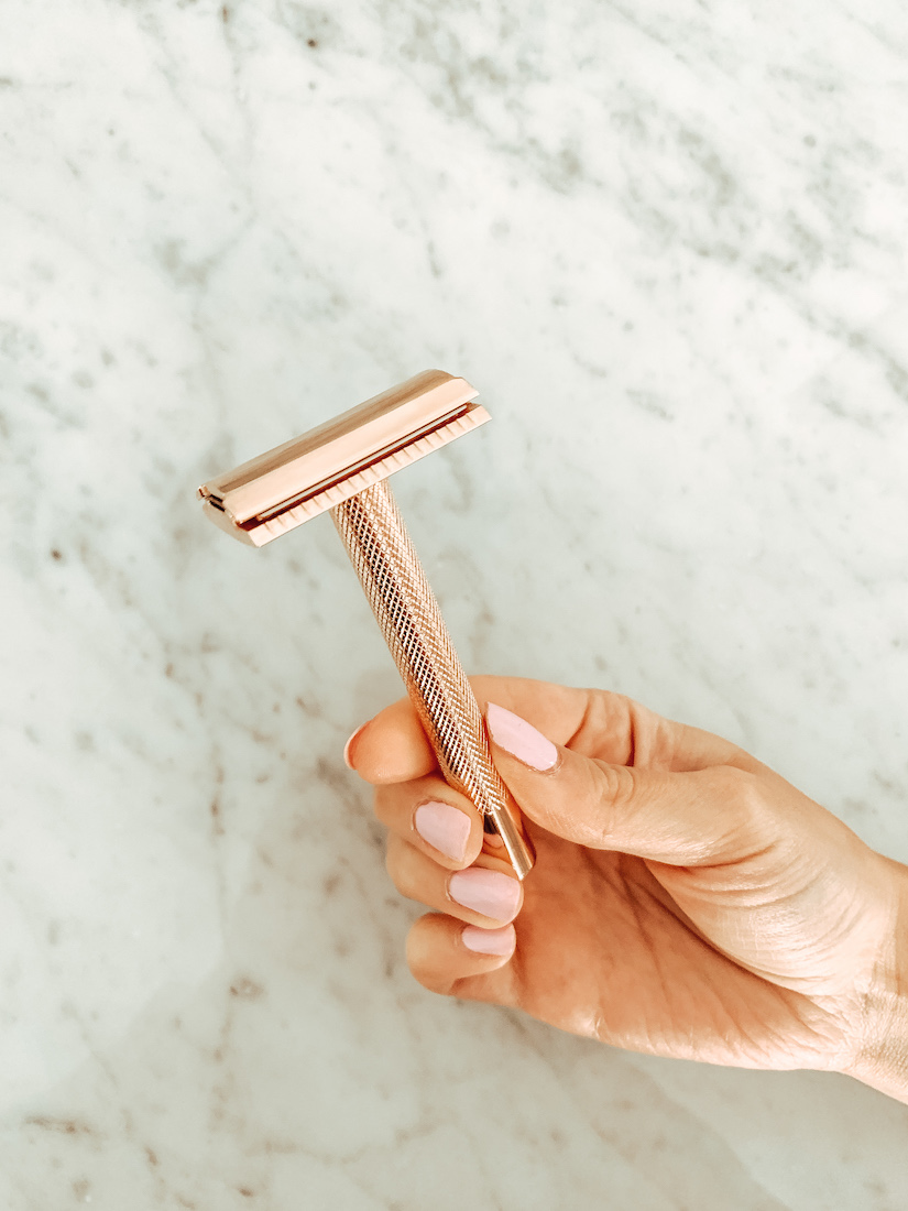 How to use the OUI Razor