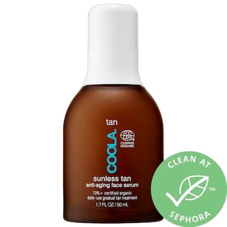Coola Sunless Tanner Anti-Aging Face Serum