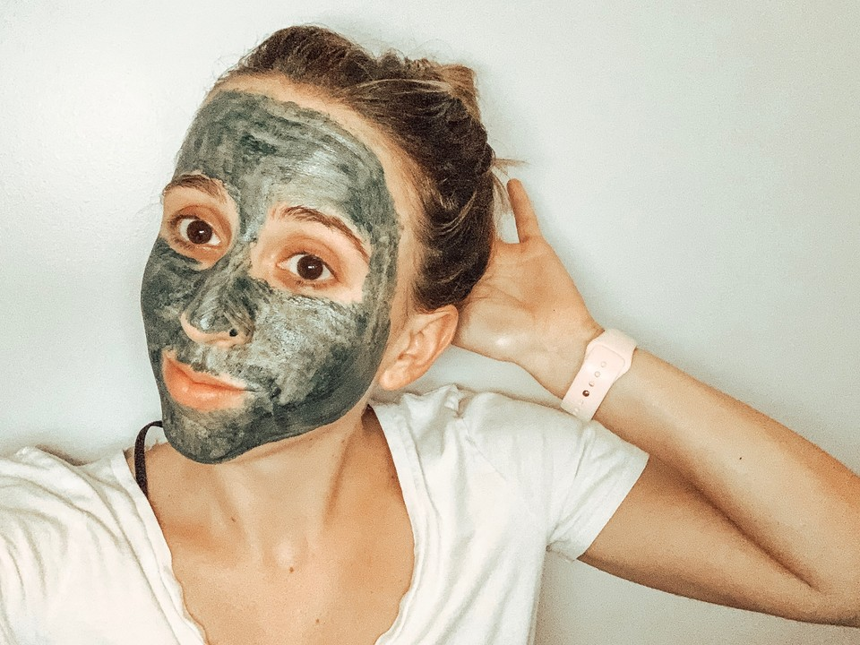 Cocokind Chlorophyll Mask Review