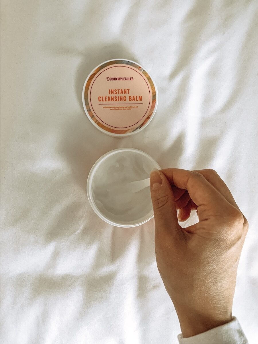 Good Molecules Cleansing Balm Review